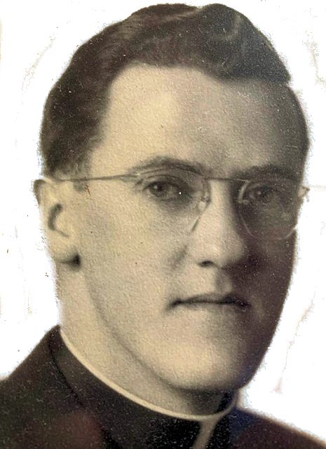 "Father Angus J ""Gussie"" MacLeod"