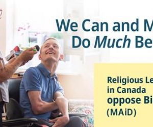 Religious Leaders in Canada Oppose Bill C-7