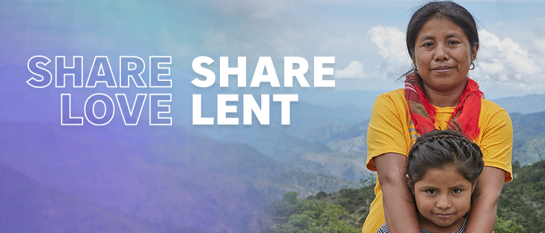 Share Love Share Lent