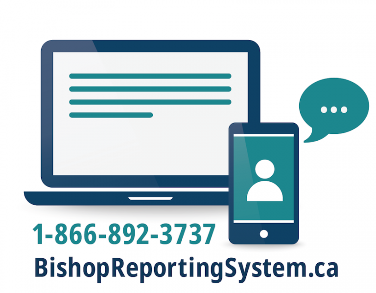 The Canadian Reporting System for Sexual Abuse or Cover-up by a Catholic Bishop